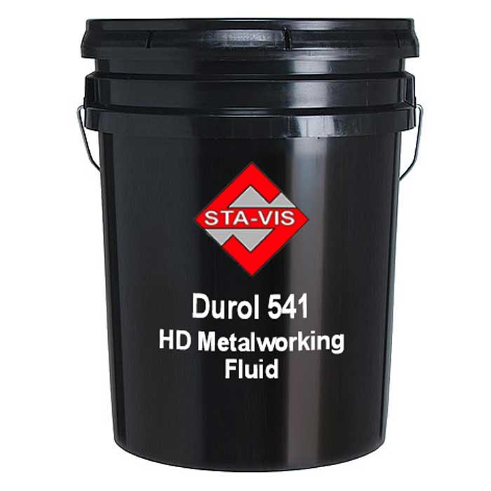 Sta Vis Durol 541 Heavy Duty Cutting Fluid 5 Gallon Pail