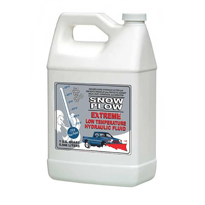 SNOWPLOW Extreme Low Temperature Hydraulic Fluid – 1 Quart