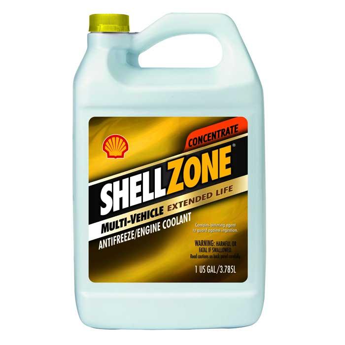 SHELLZONE Multi-Vehicle Concentrate ELC Antifreeze