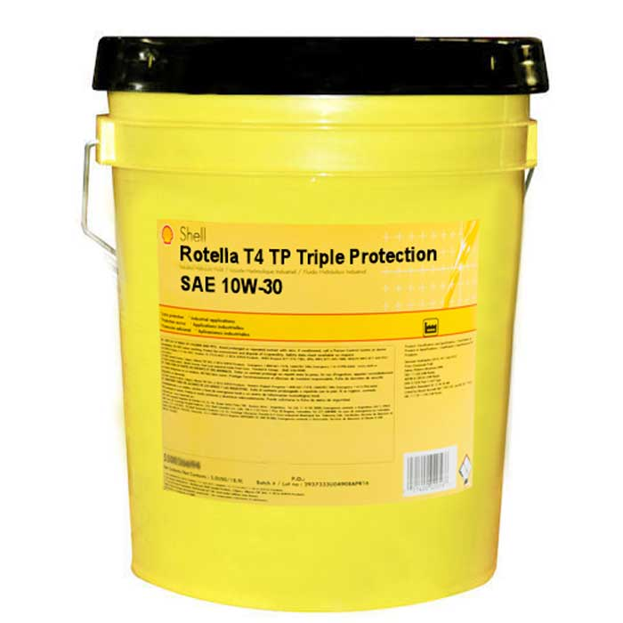 Shell Rotella T4 >> Shell Rotella T4 Triple Protection Sae 10w 30 5 Gallon