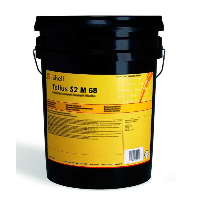 SHELL Tellus S2 M 68 – 5 Gallon Pail