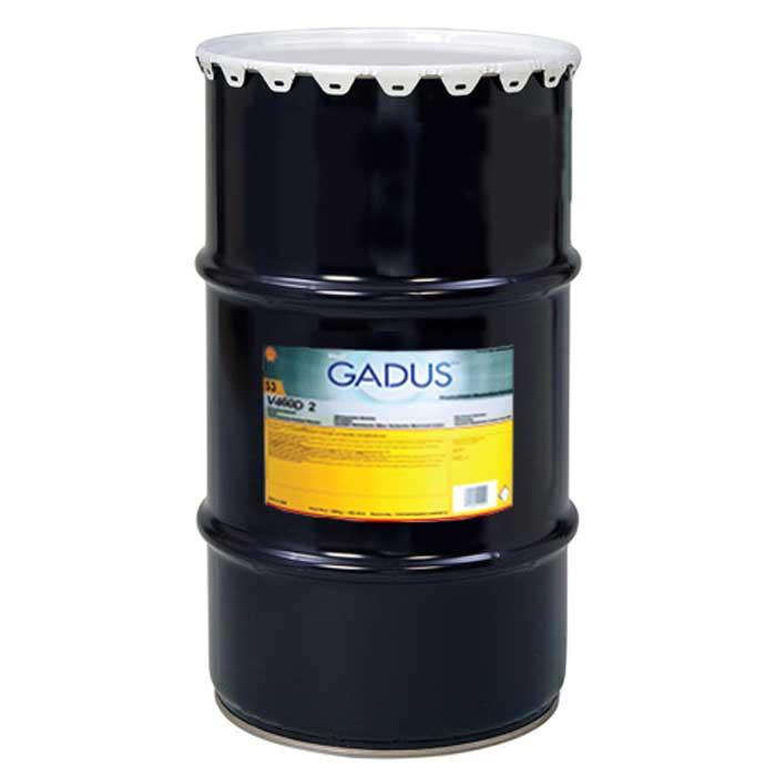 SHELL Gadus S3 V460D 2 Grease – 110 Lb Keg | Comolube