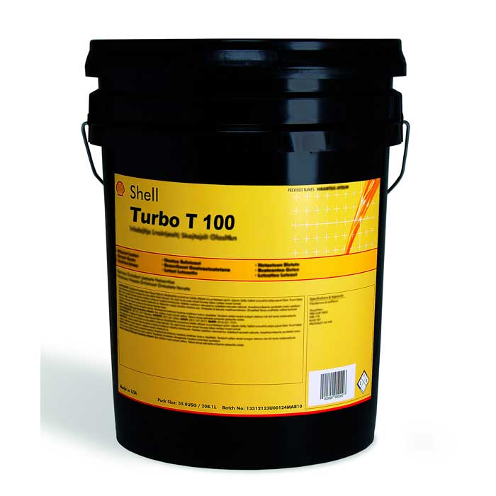 SHELL Turbo T 100 – 5 Gallon Pail