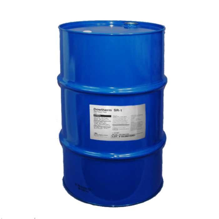 Dowtherm sr 1 heat transfer fluid 55 gallon drum comolube for 55 gallon drum motor oil