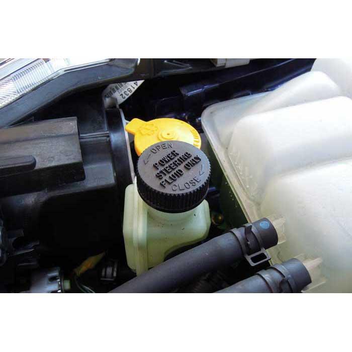 Power steering fluid product categories comolube