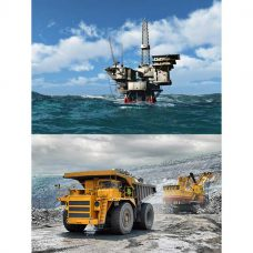 Industrial, Excavating, Mining & Marine