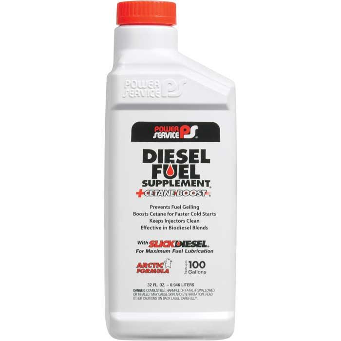 power service diesel fuel supplement  u2013 12  1 quart case