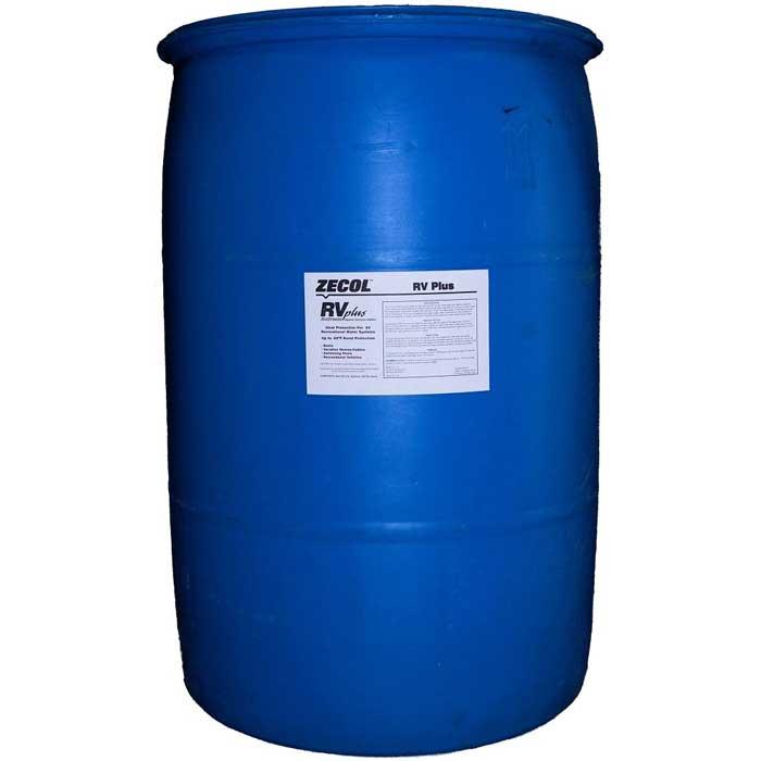ZECOL -50 RV Plus Antifreeze – 55 Gallon Drum | Comolube