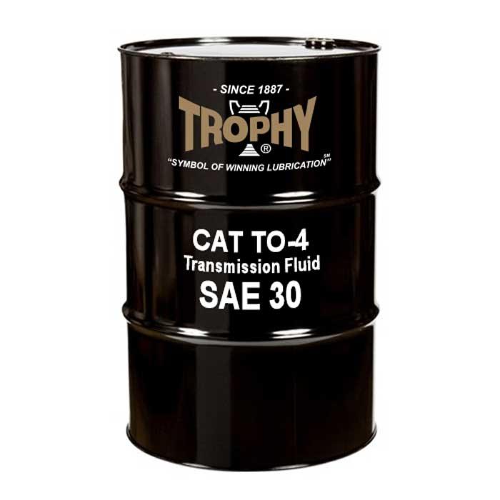 Trophy To 4 Power Transmission Fluid Sae 30 55 Gallon Drum Comolube