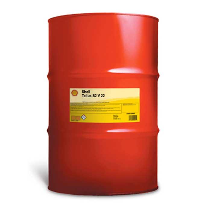 Shell Tellus S2 V 22 55 Gallon Drum