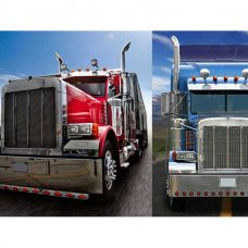 Full Synthetic Diesel Engine Oils