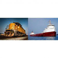 Railroad and Marine Engine Oils